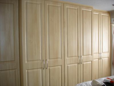 Wardrobes to Conceal a Chimney Breast