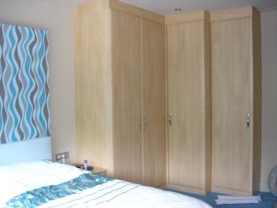 Maple Corner Wardrobes