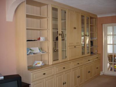 Swiss Pear Bookshelf Units