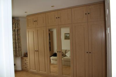 Split Doors And Drawer Units